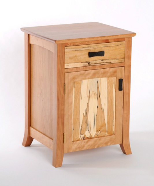 Cabinet nightstand to accompany the Butterfly bed