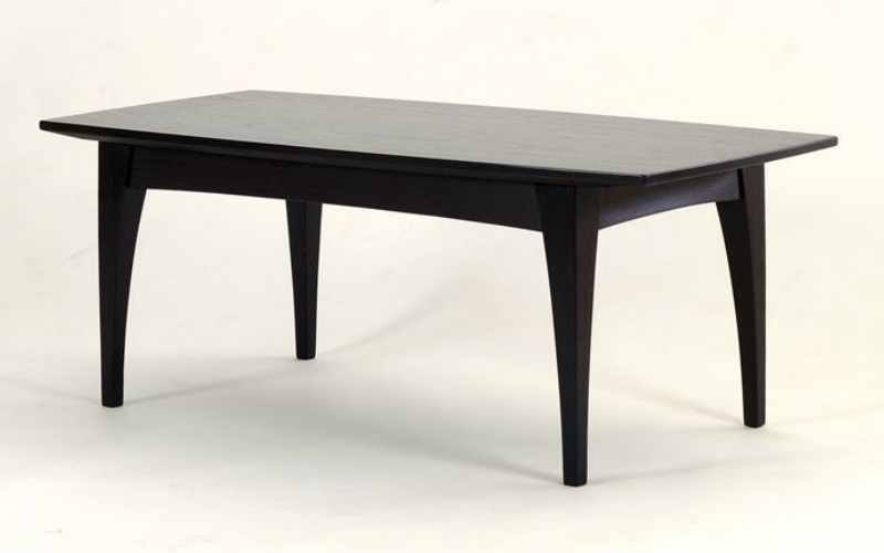 Wenge coffee table, 2013